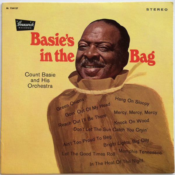 Count Basie And His Orchestra* ‎– Basie's In The Bag (Vinyle usagé / Used LP)