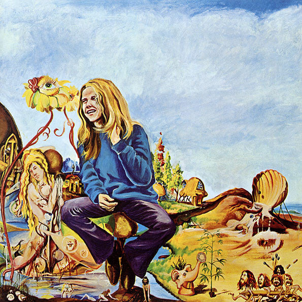 Blue Cheer ‎– Outside Inside (Vinyle neuf/New LP)