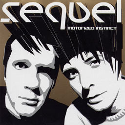 Sequel ‎– Motorized Instinct (Vinyle usagé / Used LP)