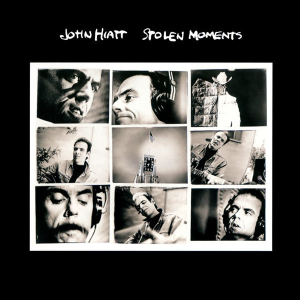 John Hiatt ‎– Stolen Moments (Vinyle usagé / Used LP)