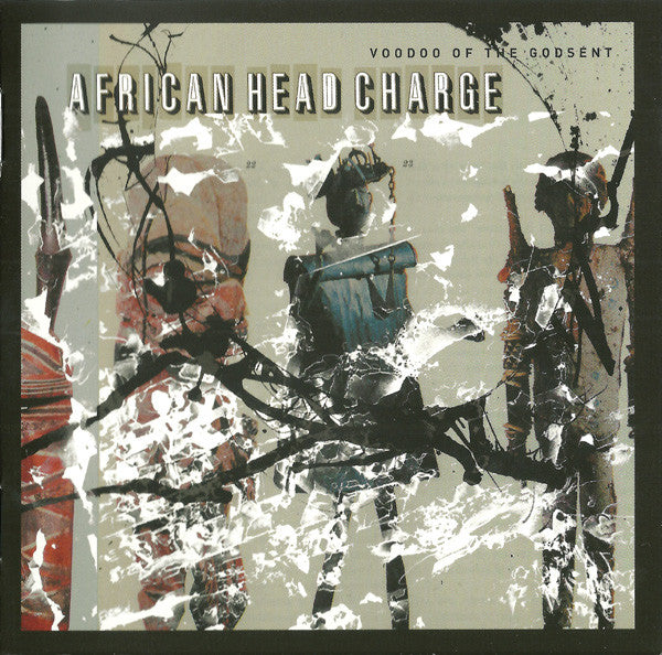 African Head Charge ‎– Voodoo Of The Godsent (Vinyle neuf/New LP)