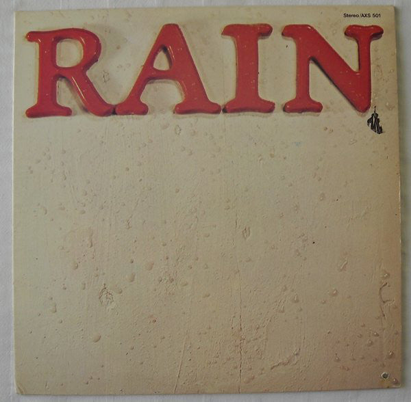 Rain ‎– Rain (Vinyle usagé / Used LP)