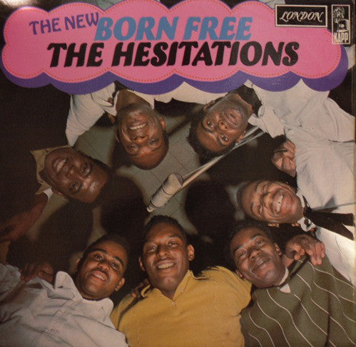 The Hesitations ‎– The New Born Free (Vinyle usagé / Used LP)