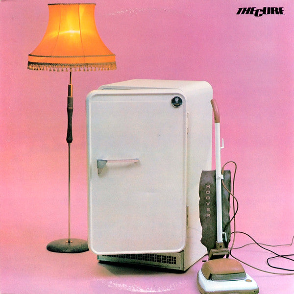 The Cure ‎– Three Imaginary Boys (Vinyle neuf/New LP)
