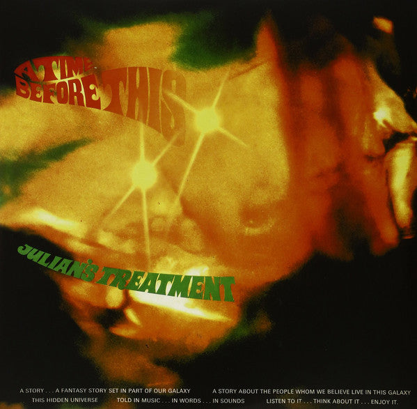 Julian's Treatment ‎– A Time Before This (Vinyle neuf/New LP)