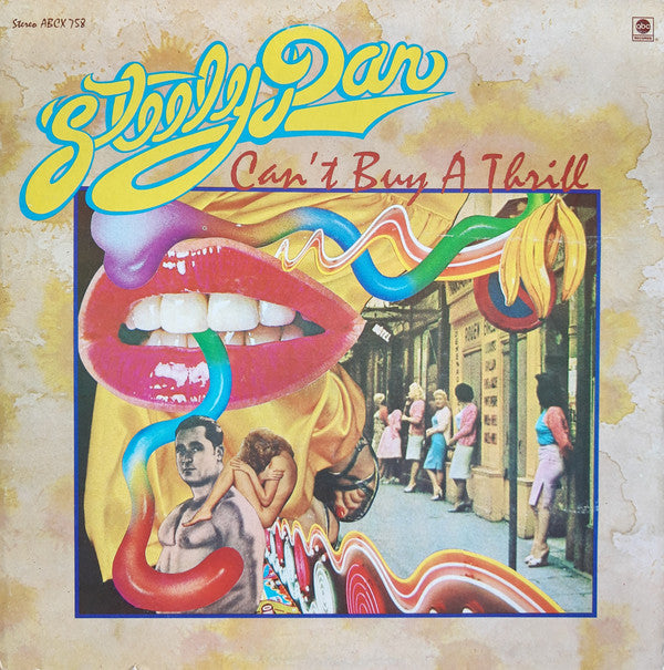 Steely Dan ‎– Can't Buy A Thrill (Vinyle usagé / Used LP)