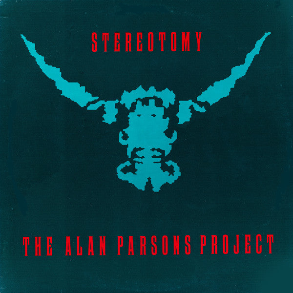 The Alan Parsons Project ‎– Stereotomy (Vinyle usagé / Used LP)