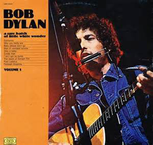Bob Dylan ‎– A Rare Batch Of Little White Wonder (Vinyle usagé / Used LP)