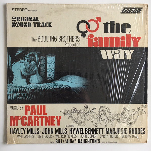 Paul McCartney ‎– The Family Way (Original Sound Track) (Vinyle usagé / Used LP)