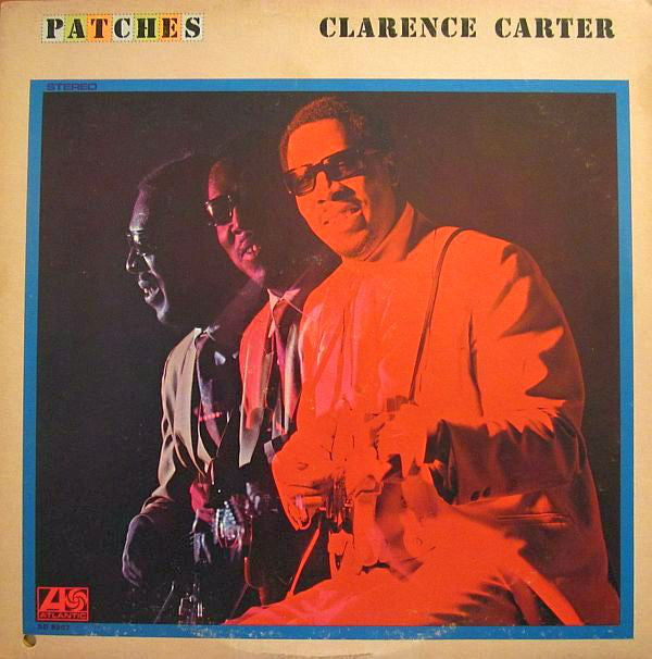 Clarence Carter ‎– Patches (Vinyle usagé / Used LP)