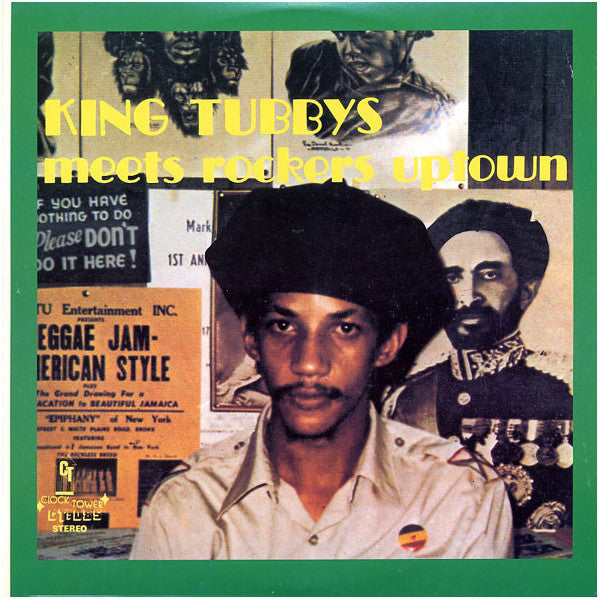 Augustus Pablo ‎– King Tubbys Meets Rockers Uptown (Vinyle neuf/New LP)