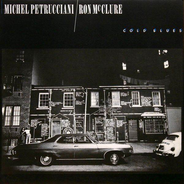 Michel Petrucciani / Ron McClure ‎– Cold Blues (Vinyle usagé / Used LP)