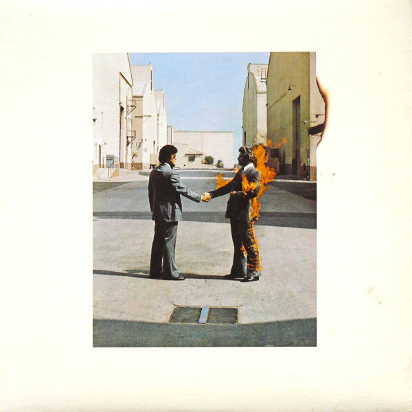 Pink Floyd ‎– Wish You Were Here (Vinyle usagé / Used LP)