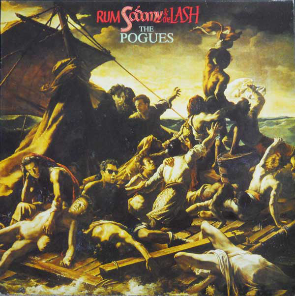 The Pogues ‎– Rum Sodomy & The Lash (Vinyle neuf/New LP)