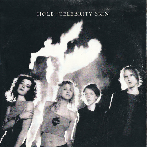 Hole ‎– Celebrity Skin (Vinyle neuf/New LP)