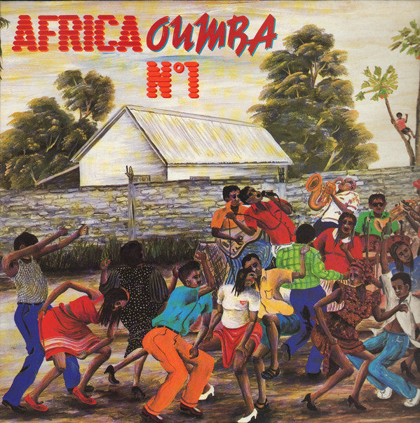 Various ‎– Africa Oumba No 1 (Vinyle usagé / Used LP)