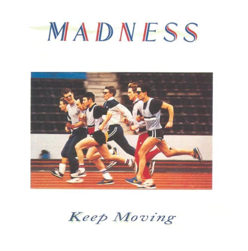 Madness ‎– Keep Moving (Vinyle neuf/New LP)