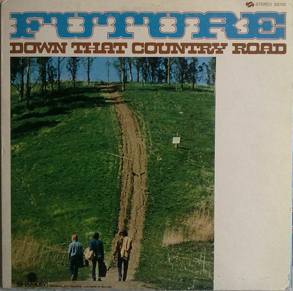 Future ‎– Down That Country Road (Vinyle usagé / Used LP)