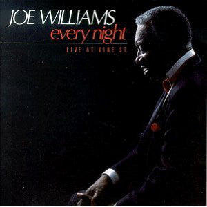 Joe Williams ‎– Every Night - Live At Vine St. (Vinyle usagé / Used LP)
