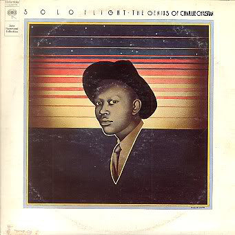 Charlie Christian ‎– Solo Flight • The Genius Of Charlie Christian (Vinyle usagé / Used LP)