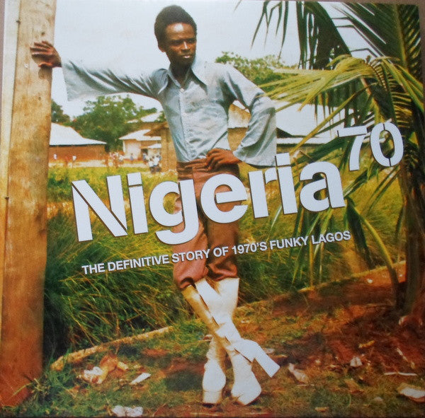 Various ‎– Nigeria 70 (The Definitive Story of 1970's Funky Lagos) (Vinyle neuf/New LP)