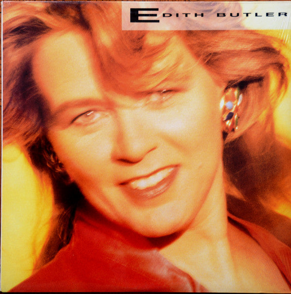 Edith Butler – Edith Butler (Vinyle usagé / Used LP)