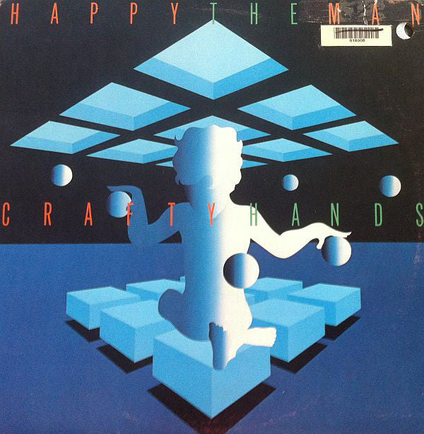 Happy The Man ‎– Crafty Hands (Vinyle usagé / Used LP)