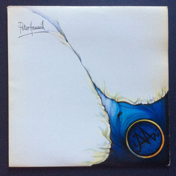 Peter Hammill ‎– The Silent Corner And The Empty Stage (Vinyle usagé / Used LP)