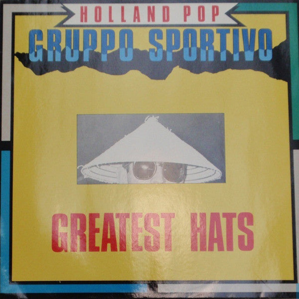 Gruppo Sportivo ‎– Greatest Hats (Vinyle usagé / Used LP)