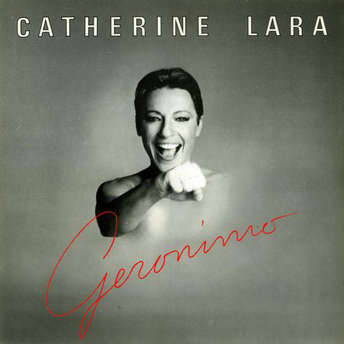 Catherine Lara ‎– Geronimo (Vinyle usagé / Used LP)