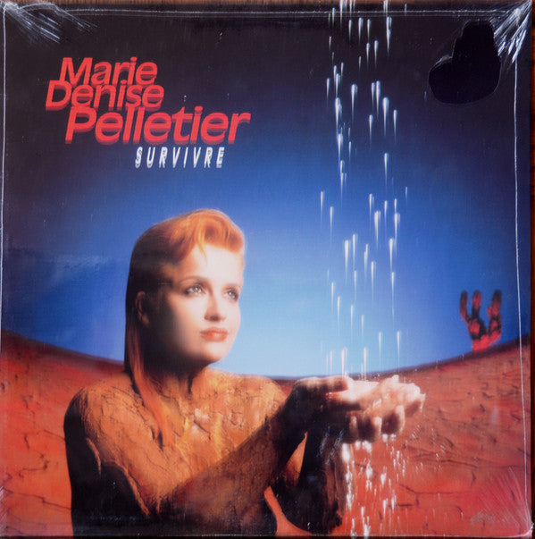 Marie Denise Pelletier ‎– Survivre (Vinyle usagé / Used LP)