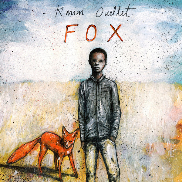 Karim Ouellet ‎– Fox (Vinyle usagé / Used LP)