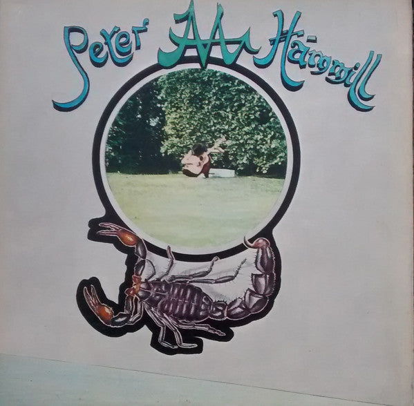 Peter Hammill ‎– Chameleon In The Shadow Of The Night (Vinyle usagé / Used LP)