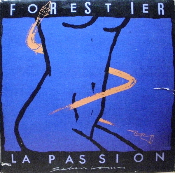 Louise Forestier ‎– La Passion Selon Louise (Vinyle usagé / Used LP)