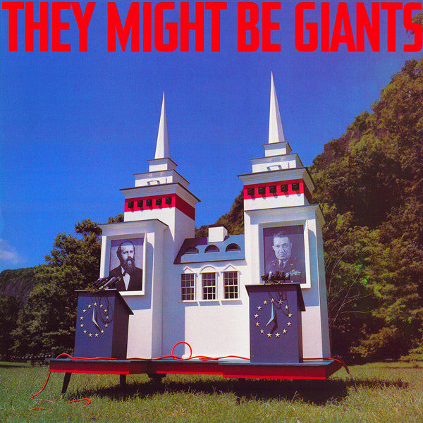 They Might Be Giants ‎– Lincoln (Vinyle usagé / Used LP)