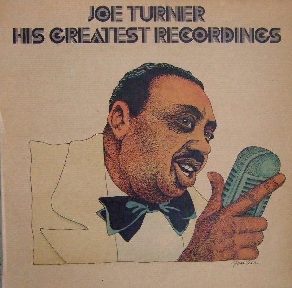 Joe Turner* ‎– His Greatest Recordings (Vinyle usagé / Used LP)