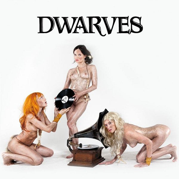 Dwarves ‎– Invented Rock & Roll (Vinyle neuf/New LP)