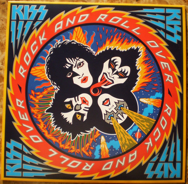 Kiss ‎– Rock And Roll Over (Vinyle usagé / Used LP)