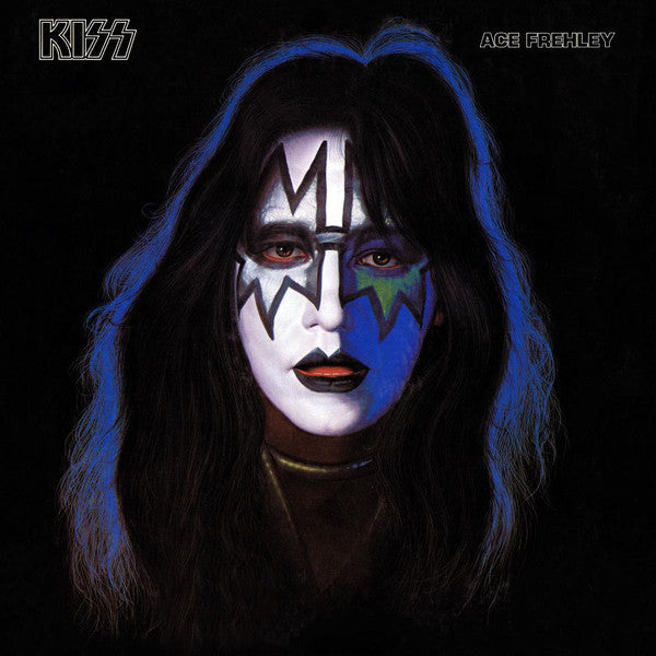 Kiss, Ace Frehley ‎– Ace Frehley (Vinyle usagé / Used LP)