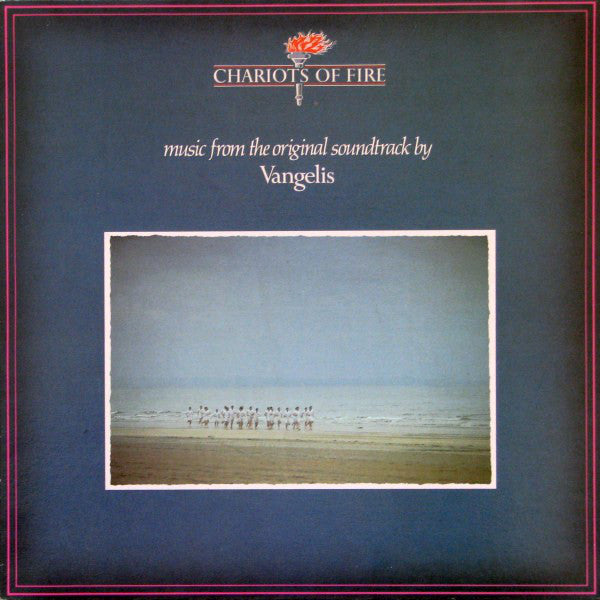 Vangelis ‎– Chariots Of Fire (Vinyle usagé / Used LP)