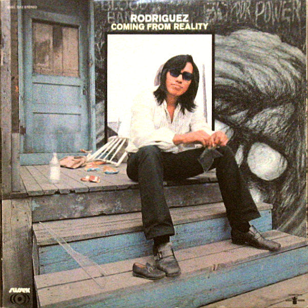Rodriguez ‎– Coming From Reality (Vinyle neuf/New LP)