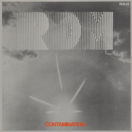R. D. M.* – Contamination (Vinyle usagé / Used LP)