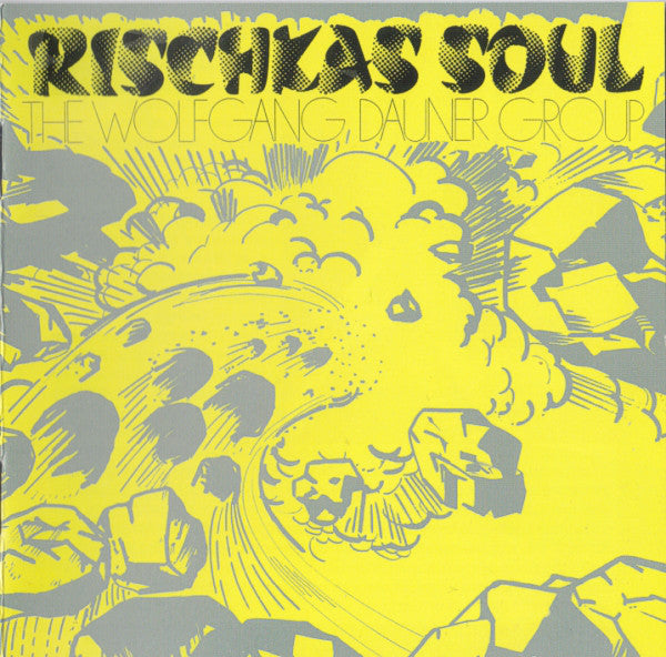 The Wolfgang Dauner Group* ‎– Rischka's Soul (Vinyle neuf/New LP)