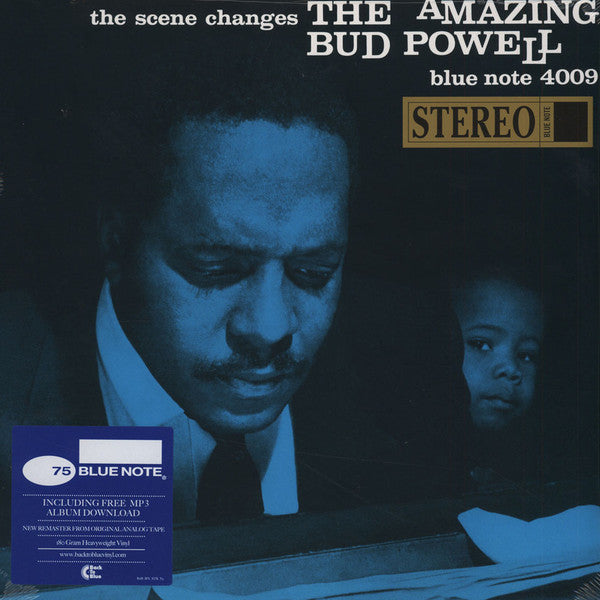 Bud Powell ‎– The Scene Changes - The Amazing Bud Powell, Vol. 5 (Vinyle neuf/New LP)