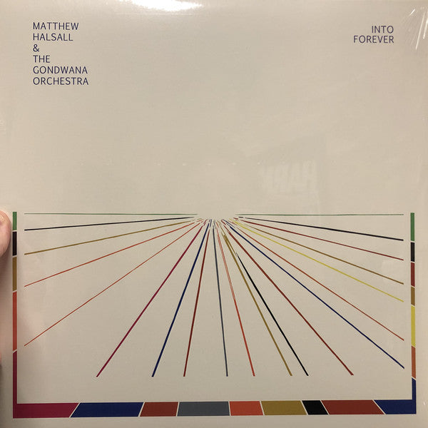 Matthew Halsall & The Gondwana Orchestra ‎– Into Forever (Vinyle neuf/New LP)