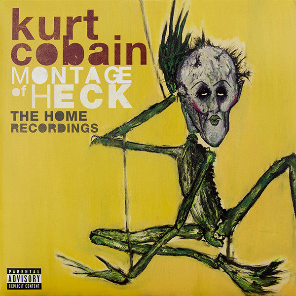 Kurt Cobain ‎– Montage Of Heck: The Home Recordings (Vinyle usagé / Used LP)