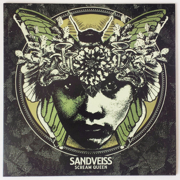 Sandveiss ‎– Scream Queen (Vinyle neuf/New LP)