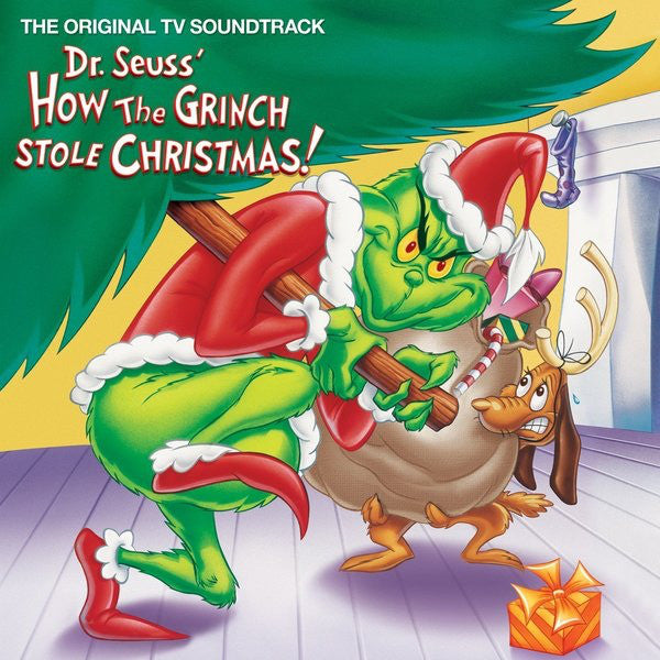 Dr. Seuss ‎– How The Grinch Stole Christmas (Vinyle neuf/New LP)