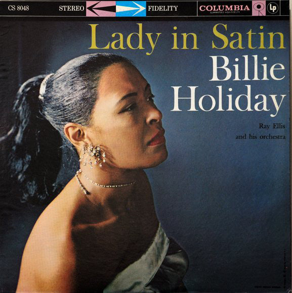 Billie Holiday With Ray Ellis And His Orchestra ‎– Lady In Satin (Vinyle neuf/New LP)