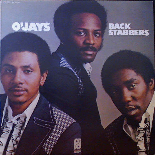 O'Jays* ‎– Back Stabbers (Vinyle usagé / Used LP)